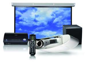 Cara Menentukan Lumens yang Dibutuhkan oleh LCD Projector