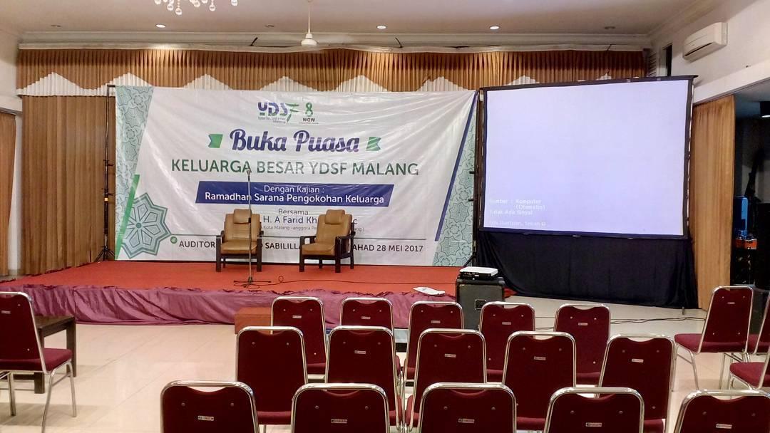 Surya Multimedia Sewa Proyektor di Malang