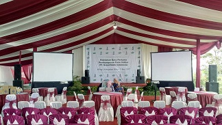 Event PT.Greenfileds Indonesia Di Blitar