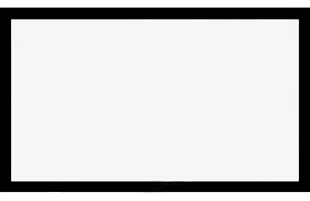 Fixed Frame Screen