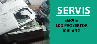 servis lcd proyektor malang